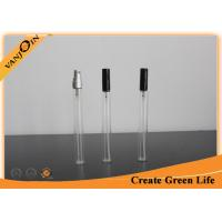 Wholesale 12ml Clear Glass Vials with Caps , Plastic Spray Cap Perfume Vial Mini Bottles from china suppliers