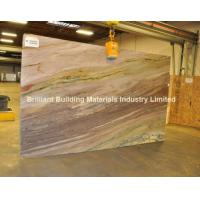 Wholesale Luxury Aquarela Quartzite Slabs, Brazil Brown Quartzite Slabs from china suppliers
