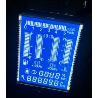 Buy cheap Blue Lcd Display Panel , Tft Display Panel For Heavy Duty Truck from wholesalers