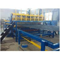 Wholesale 2500mm Width Welded Wire Mesh Machine 26 Electrodes Adopts Synchronous Control Technique from china suppliers