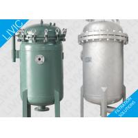 Wholesale Filter Bag Housing For Automotive , Stainless Filter Housing For Paints Filtration from china suppliers