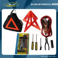 Wholesale CE Approved Custom Auto Emergency Kits with Carrying Bag Package from china suppliers