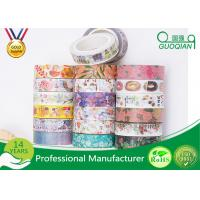 Wholesale DIY Scrapbooking Sticker Label Washi Masking Tape / Correction Tape from china suppliers