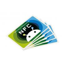 Wholesale NTAG213 NFC PVC/PET  Card , NFC RFID SMART card,NFC RFID card from china suppliers