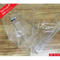Wholesale Custom Acrylic Carrier Four Dividers With Handle Plexiglass Box from china suppliers