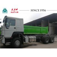 Wholesale HOWO 30 Tons 6X4 10 Wheeler Cab Chassis Truck for Sale from china suppliers