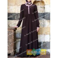 Wholesale Modern tradition style Arab women robe muslim islamiv clothing from china suppliers