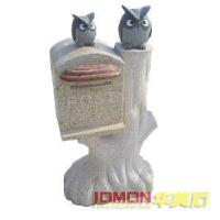 Wholesale Stone Mailbox, Granite Letterbox (XMJ-MB03) from china suppliers
