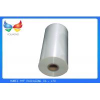 Quality OPS Shrink Film Rolls , Anti Pollution Shrink Wrapping Film For Packaging for sale