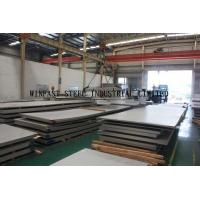 Wholesale Hot Rolled 2507 Super Duplex Steel Plate UNS S32750 1.4410 1500 X 6000mm from china suppliers