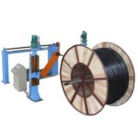 High Speed Steel Wire Coil Winding Machine Auto Loading Type 800rpm Return Rotate Speed