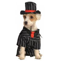 Wholesale X Large Mob Dog Formal Wear Costume with hat for wedding custom made from china suppliers