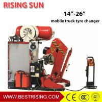 Wholesale Mobile used cheap tire changer for truck garage from china suppliers