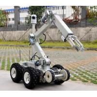 Buy cheap Remote Control EOD Robot , Security Bomb Removal Robot For Anti - Terrorism from wholesalers