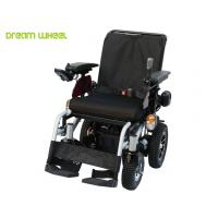 Wholesale 4Km - 12Km / H Handicap Carts Outdoor Four Wheel Drive Wheelchair With Recline Seat from china suppliers
