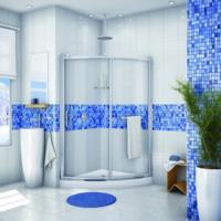 Wholesale top quality shower glass with sgs from china suppliers
