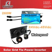 Wholesale 250W Solar Inverter IP65 Pure sine wave Waterproof & Communicatin Micro grid tie inverter from china suppliers