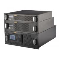 Wholesale 1KVA - 10KVA Rack Mount UPS / 19 Inch LCD Double-Conversion UPS from china suppliers