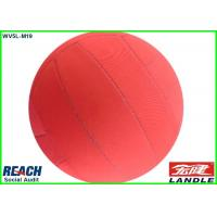 Wholesale Customizable Waterproof Red Rubber Small Official Volleyball Ball Standard Size from china suppliers
