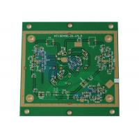 Wholesale 6 Layer Rogers PCB High Frequency Board For Communication Products from china suppliers