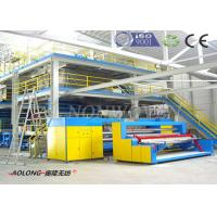 Medical SSS PP Non Woven Fabric production Line / Equipment 2400mm / 3200mm