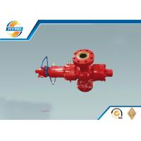 Wholesale Manual Industrial Flanged Gate Valve Solid Control Equipment API 6A standard from china suppliers