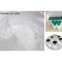 Wholesale Purity 99% Raw Peptide Powder Lean Body Mass CJC -1295 DAC 5mg / Vial, 2mg / Vial from china suppliers