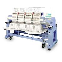 Buy cheap Cap And T - Shirt Multi Head Embroidery Machine Computer Controlled Highly from wholesalers