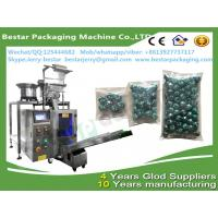 Buy cheap Fully Automatic  Hardware fitting include screw nail nuts bolts counting and packing machine with 2 vibration bowls from wholesalers