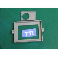 High Precision Injection Molding Parts / Electronic Enclosures Plastic Injection Parts