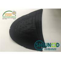 Quality Mens Sewing Shoulder Pads / Padding With Knit Fabric For Business Casual Suit for sale