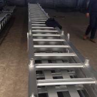 Quality ABS Marine Boarding Ladder Aluminum Accommodation Ladder For Ship for sale