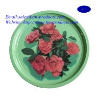 Wholesale metal tray,  ice tray, gift tray,  tin tray ,fruit tray, metal beer tray, Kitchen tray, home tray from Goldentinbox.com from china suppliers