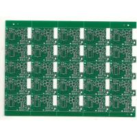 Wholesale Custom PCB Quick Turn Printed Circuit Boards 2 Layer 1 OZ Copper Rigid Blank AOI Test from china suppliers