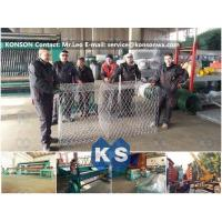 Wholesale Heavy Duty Hexagonal Gabion Box Machine Automatic Gabion Production Line 2 x 1 x 1M from china suppliers