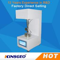 Wholesale Full Load Melt Flow Index Equipment , Melt Flow Index Instrument AC220V from china suppliers