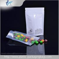 Quality Laminated Customized Plastic Ziplock Bags , Coffee Packaging Bag Al / Pet / Pe for sale