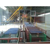 Wholesale High Efficiency Automatic MgO Board Production Line for Wall board / Underlayment from china suppliers
