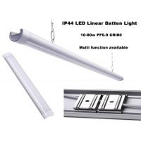 Wholesale IP44 1-6ft led linear pendant lighting 10-80w 2700-6500k dimming function from china suppliers