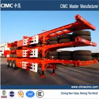Wholesale skeletal semi-trailer chassis from china suppliers