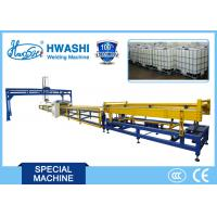 Wholesale IBC Tubular Mesh Welding Machine With Automatic Feeder And Unloading System from china suppliers