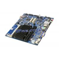 Wholesale Dual Core CPU J1800 Fanless Motherboard / POS Motherboard With VGA HDMI LVDS from china suppliers