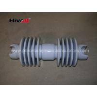 Buy cheap 27KV Porcelain Fused Cutout Switch Insulators For High Pollution Area from wholesalers