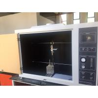 Wholesale Touch Screen Horizontal GB5169 Vertical Flammability Tester from china suppliers
