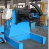 Wholesale 37Kw Hydraulic Glazed Tile Roll Forming Machine , Sheet Metal Roll Former from china suppliers