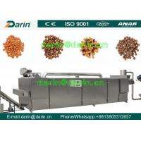 Wholesale Durable dog food machinery  , fish feed extruder machine Stainless Steel from china suppliers