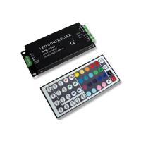 Wholesale High efficiency common anode RGB LED Controllers RF Remote 4A 12V Dimmer from china suppliers