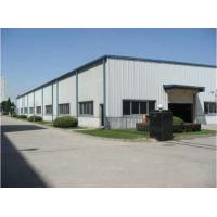 Wholesale 1000sqm Prefabricated Steel Buildings , 50m x 20m Steel Structure Warehouse Easy Installed from china suppliers