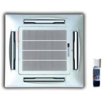 Wholesale water chilled 4 way ceiling concealed cassette type fan coil units-1400CFM from china suppliers
