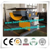 Quality Welding Turntable Positioner With The Worktable Elevating , Rotation , Tilting for sale